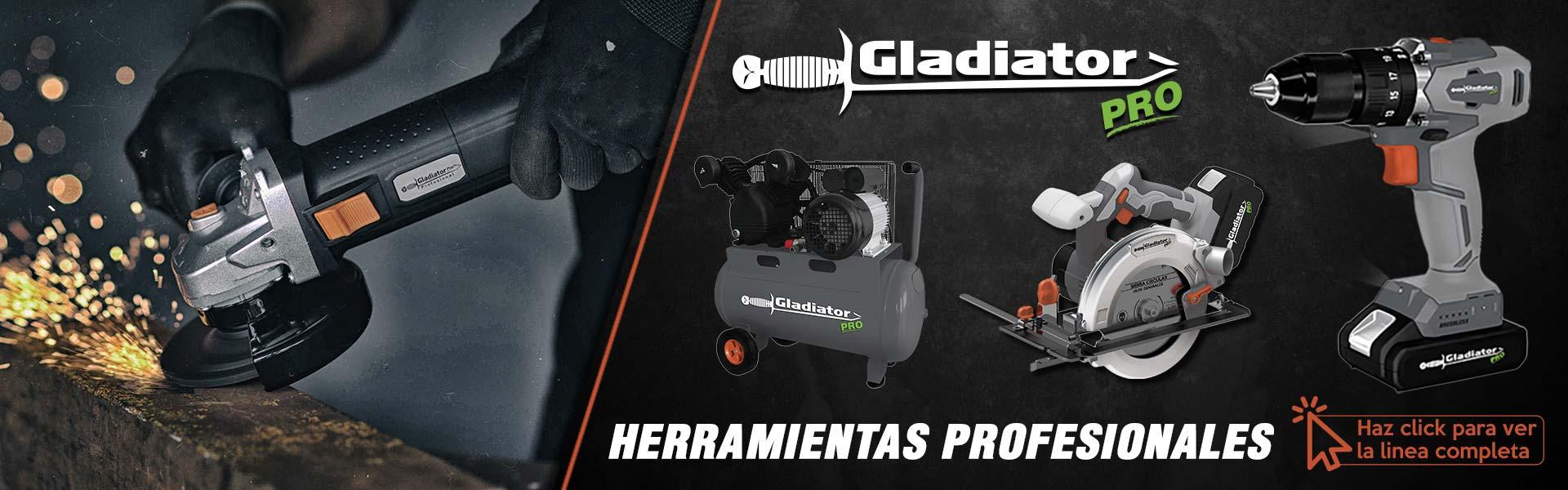 herramientas Gladiator Pro