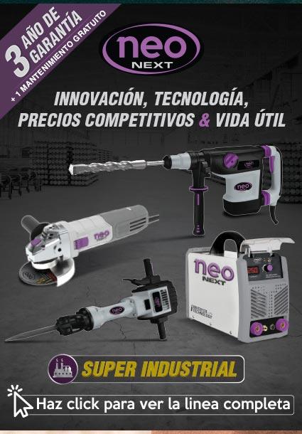 herramientas Neo Next